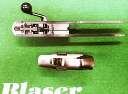 Blaser R8 - RUTHENIUM, Kompletierung professional Success