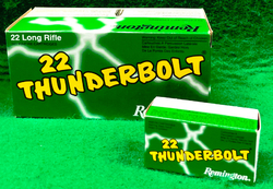 Remington  .22LR - THUNDERBOLT